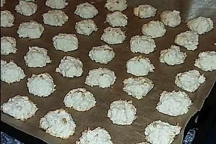 Saftige Kokosmakronen 65