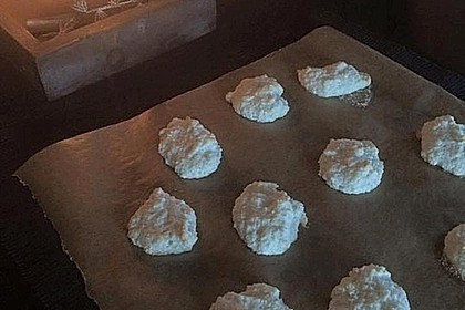 Saftige Kokosmakronen 52
