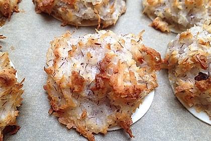Saftige Kokosmakronen 15