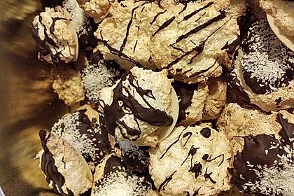 Saftige Kokosmakronen 20