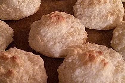 Saftige Kokosmakronen 5