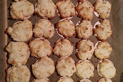 Saftige Kokosmakronen 45
