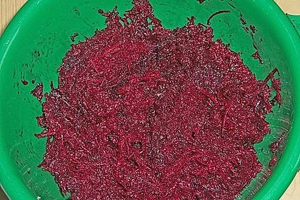 Rote Bete Salat mit Apfel und Walnuss 23