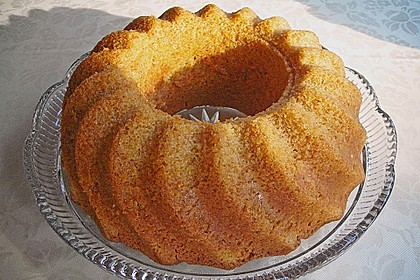 Kaddels Zitronenkuchen