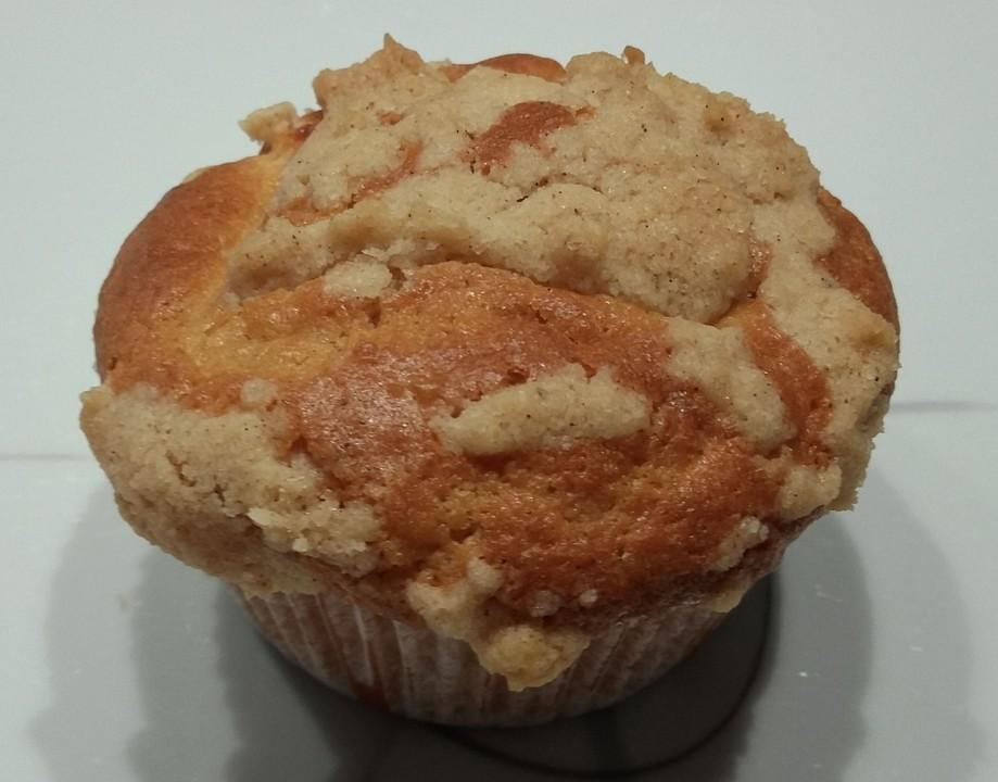 apfel streusel muffins rezept mit bild von schokokekse. Black Bedroom Furniture Sets. Home Design Ideas