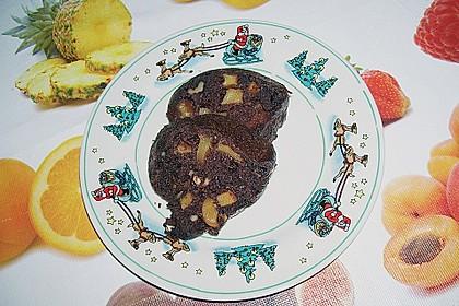 Gewürzkuchen mit Walnüssen und Apfel 6
