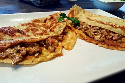 Pilz - Pfannkuchen 24