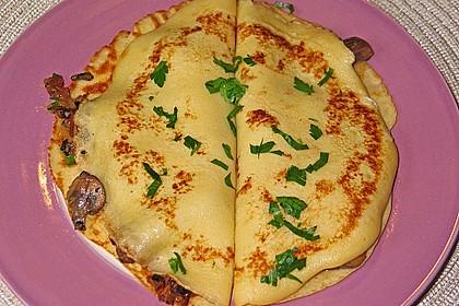 Pilz - Pfannkuchen 10