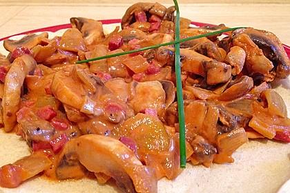 Pilz - Pfannkuchen 26