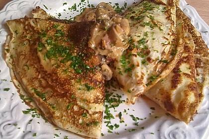 Pilz - Pfannkuchen 25