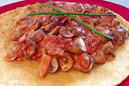 Pilz - Pfannkuchen 28