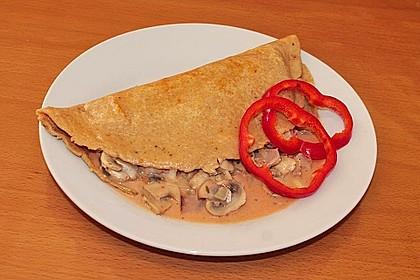 Pilz - Pfannkuchen 32