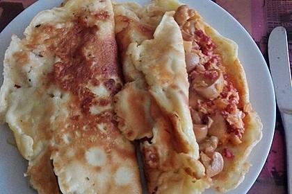 Pilz - Pfannkuchen 36