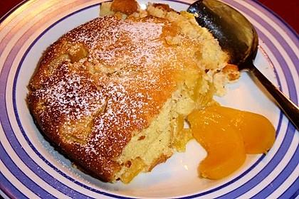 Quark-Grieß-Pfirsich-Auflauf 24