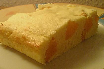Quark-Grieß-Pfirsich-Auflauf 13