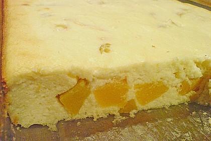 Quark-Grieß-Pfirsich-Auflauf 31