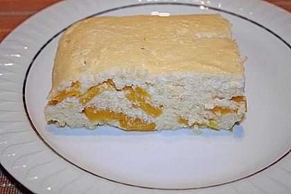 Quark-Grieß-Pfirsich-Auflauf 16