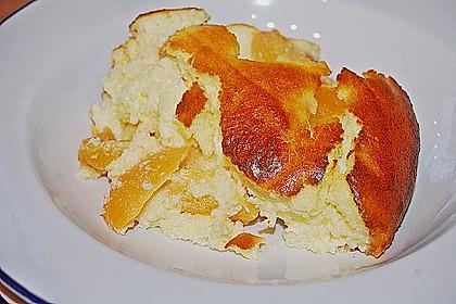 Quark-Grieß-Pfirsich-Auflauf 42