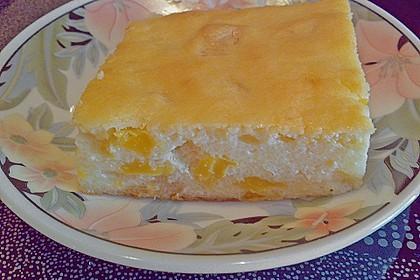 Quark-Grieß-Pfirsich-Auflauf 3