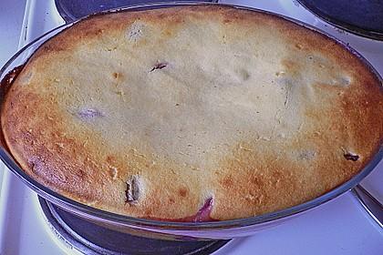 Quark-Grieß-Pfirsich-Auflauf 21