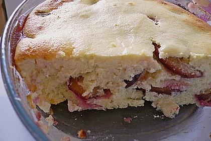 Quark-Grieß-Pfirsich-Auflauf 32