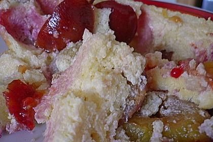 Quark-Grieß-Pfirsich-Auflauf 52