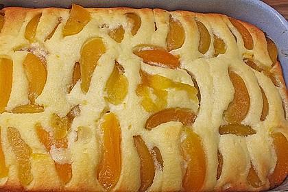Quark-Grieß-Pfirsich-Auflauf 15