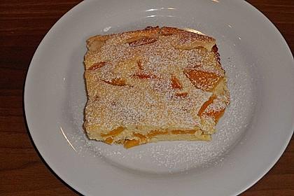 Quark-Grieß-Pfirsich-Auflauf 6