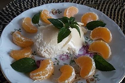 Bayerische Creme mit Orangenlikör 1