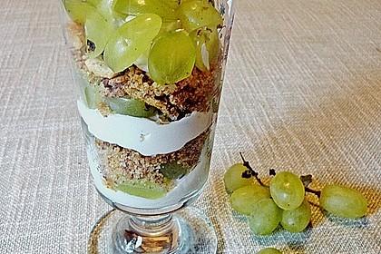 Weintrauben - Dessert 1