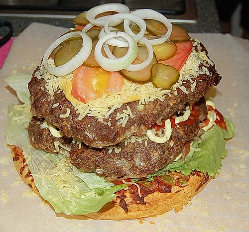 Pizzaburger 1