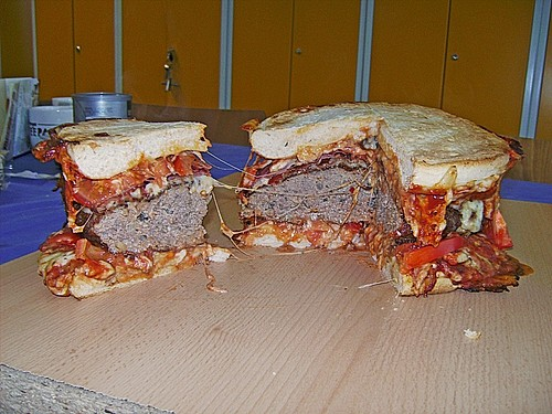 Pizzaburger 5