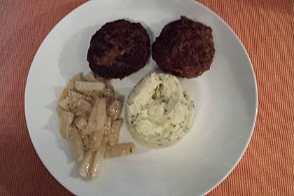 Kartoffelpüree mit Knoblauch und Kräutern 18