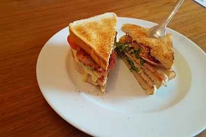 New York Club Sandwich 25