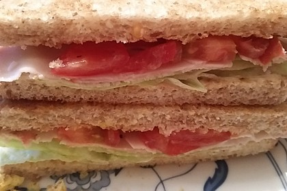 New York Club Sandwich 22
