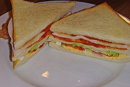 New York Club Sandwich 23