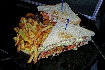 New York Club Sandwich 26