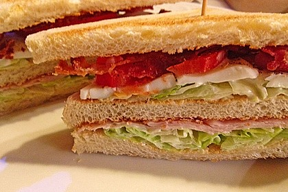 New York Club Sandwich 1
