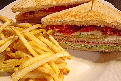 New York Club Sandwich 2