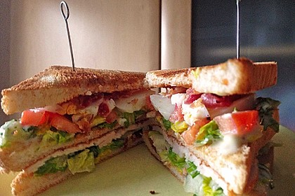 New York Club Sandwich 12