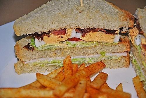 new york club sandwich rezept mit bild von feline86. Black Bedroom Furniture Sets. Home Design Ideas