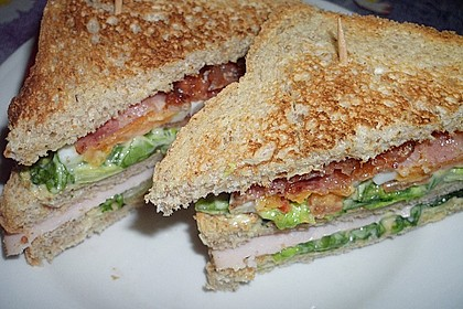 New York Club Sandwich 10