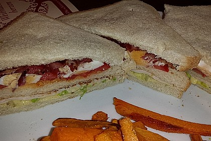 New York Club Sandwich 16