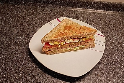 New York Club Sandwich 19