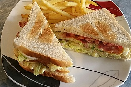 New York Club Sandwich 4