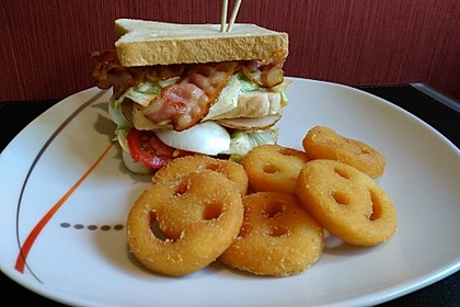 New York Club Sandwich 9