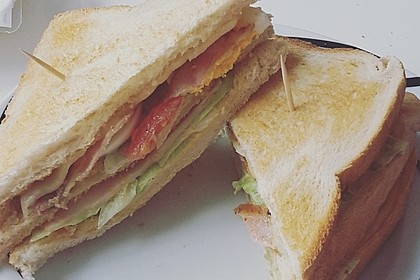 New York Club Sandwich 6