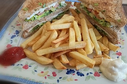 New York Club Sandwich 15