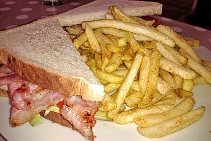 New York Club Sandwich 11