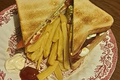 New York Club Sandwich 24